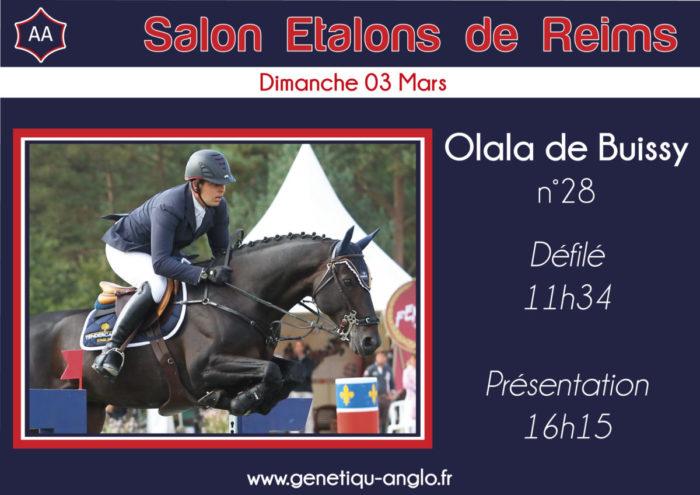 Ce week-end : rendez-vous à Reims !