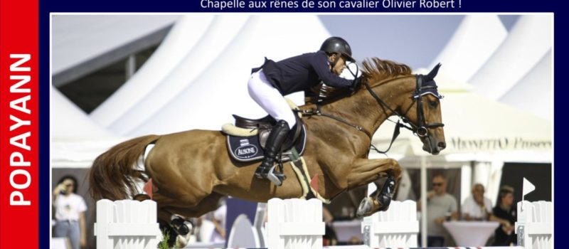 La Marseillaise en ouverture pour VADROUILLE D'AVRIL au CSIO5* d'Aix-La-Chapelle !